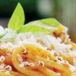 Szarvas tésztásan olasz módra